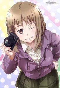 Rating: Safe Score: 43 Tags: just_because! komiya_ena seifuku sweater yoshii_hiroyuki User: drop