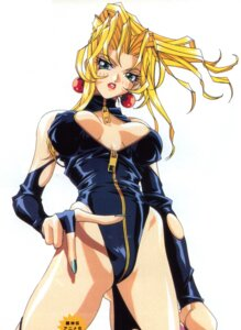 Rating: Questionable Score: 14 Tags: battle_arena_toshinden cleavage kotobuki_tsukasa leotard screening sofia User: slovar