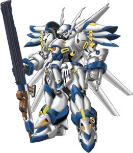 Rating: Safe Score: 4 Tags: mecha super_robot_wars weissritter User: Radioactive