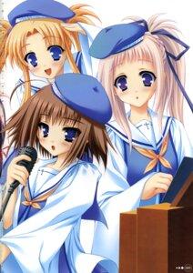 Rating: Safe Score: 3 Tags: asuku_san ii_futami itsuka_todoku_anosorani mitora_mememe moekibara_fumitake User: androgyne