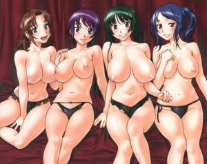 Rating: Questionable Score: 47 Tags: fukudahda jpeg_artifacts nipples pantsu string_panties topless User: 绫城幻雪
