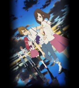 Rating: Safe Score: 8 Tags: akizuki_maria aonuma_shun kojima_hirokazu seifuku shinsekai_yori watanabe_saki User: Spyps