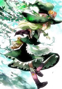 Rating: Safe Score: 8 Tags: asaki kirisame_marisa touhou witch User: Radioactive