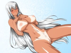 Rating: Explicit Score: 38 Tags: breast_hold ebido naked nipples pubic_hair pussy selvaria_bles tan_lines valkyria_chronicles User: demonbane1349