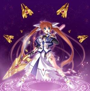 Rating: Questionable Score: 18 Tags: mahou_shoujo_lyrical_nanoha mahou_shoujo_lyrical_nanoha_strikers narutaki_shin takamachi_nanoha torn_clothes User: Shamensyth