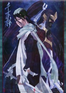 Rating: Safe Score: 16 Tags: bleach calendar kuchiki_byakuya zenbonsakura User: Yomiki93
