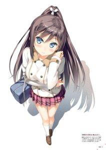 Rating: Safe Score: 24 Tags: hentai_ouji_to_warawanai_neko kantoku seifuku tsutsukakushi_tsukushi User: Twinsenzw