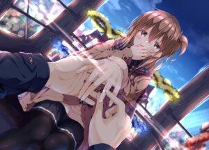 Rating: Safe Score: 54 Tags: inazuma_(kancolle) kantai_collection numpopo pantyhose seifuku sweater User: BattlequeenYume