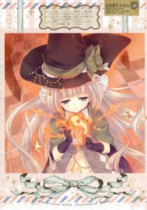 Rating: Safe Score: 20 Tags: aquarian_age tatekawa_mako witch wnb User: fireattack
