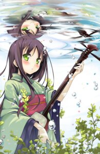 Rating: Safe Score: 66 Tags: kawai_(purplrpouni) kimono User: 404489039