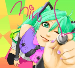 Rating: Safe Score: 3 Tags: hatsune_miku hayateru vocaloid User: anaraquelk2