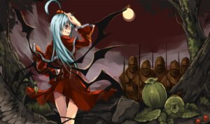 Rating: Safe Score: 5 Tags: dress shimadoriru shinki touhou User: Radioactive
