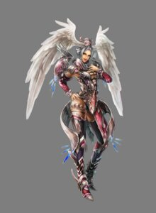 Rating: Safe Score: 9 Tags: armor cleavage lorithia nintendo thighhighs transparent_png wings xenoblade xenoblade_chronicles User: Radioactive
