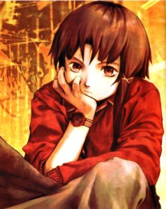 Rating: Safe Score: 13 Tags: abe_yoshitoshi iwakura_lain serial_experiments_lain User: Radioactive