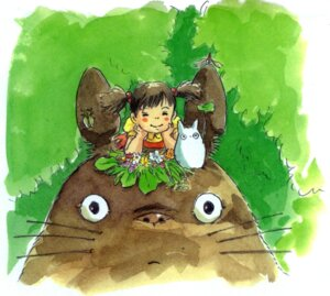 Rating: Safe Score: 5 Tags: tagme tonari_no_totoro User: Radioactive