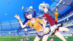 Rating: Safe Score: 53 Tags: bili_bili_douga bili_girl_22 bili_girl_33 sharlorc soccer uniform wallpaper User: Mr_GT