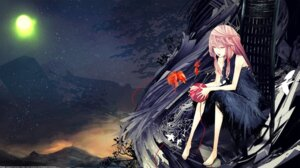 Rating: Safe Score: 75 Tags: dress egoist guilty_crown redjuice yuzuriha_inori User: wswyl2003