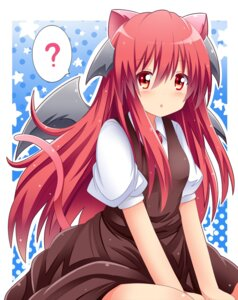 Rating: Safe Score: 22 Tags: animal_ears koakuma nekomimi shinekalta tail touhou User: 椎名深夏
