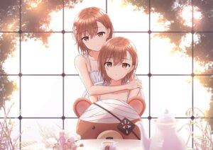 Rating: Questionable Score: 24 Tags: bandages dress eyepatch marinesnow misaka_mikoto summer_dress to_aru_kagaku_no_railgun to_aru_majutsu_no_index yuri User: Arsy