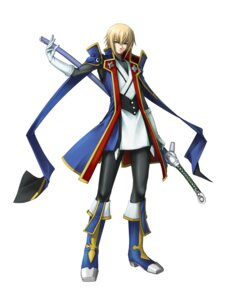 Rating: Safe Score: 8 Tags: arc_system_works blazblue blazblue:_calamity_trigger jin kisaragi kisaragi_jin male mori_toshimichi sword uniform User: kyoushiro