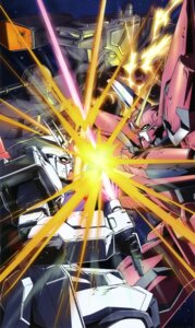 Rating: Safe Score: 5 Tags: gundam gundam_seed mecha User: Radioactive
