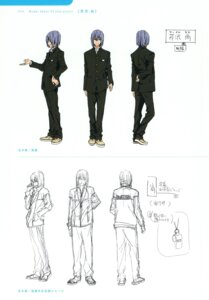 Rating: Safe Score: 8 Tags: character_design free! high_speed! male nishiya_futoshi seifuku serizawa_nao User: kunkakun