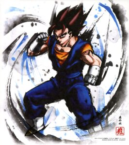 Rating: Safe Score: 4 Tags: dragon_ball vegetto User: drop