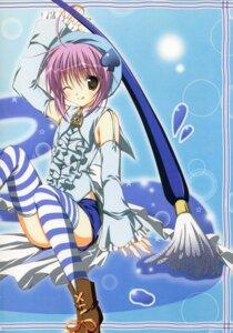 Rating: Safe Score: 7 Tags: amulet_spade fixme hinamori_amu korie_riko shugo_chara stitchme User: aoie_emesai