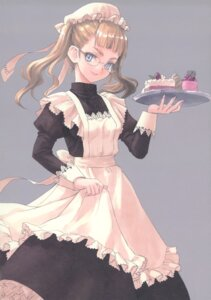 Rating: Safe Score: 21 Tags: closet_child konoe_ototsugu maid User: Aurelia