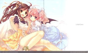 Rating: Safe Score: 13 Tags: crease crown lolita_fashion wings yashiro_seika User: Radioactive