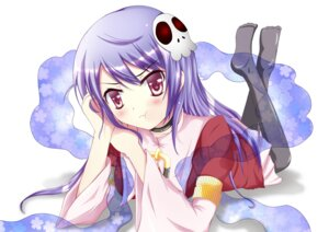 Rating: Safe Score: 40 Tags: haqua_du_lot_herminium kami_nomi_zo_shiru_sekai kokoro_(feijitian) User: SubaruSumeragi