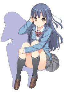 Rating: Safe Score: 51 Tags: arifureta_shokugyou_de_sekai_saikyou seifuku shirasaki_kaori takayaki User: kiyoe