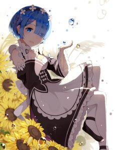 Rating: Safe Score: 71 Tags: maid mr._rabit pantyhose re_zero_kara_hajimeru_isekai_seikatsu rem_(re_zero) User: Mr_GT