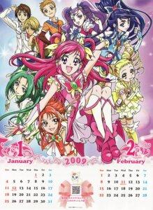 Rating: Safe Score: 7 Tags: akimoto_komachi calendar coco_(pretty_cure) kasugano_urara milky_rose mimino_kurumi minazuki_karen natsuki_rin nuts pretty_cure syrup_(precure_5) yes!_precure_5 yumehara_nozomi User: kn8485909
