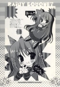 Rating: Safe Score: 5 Tags: chibi coconutbless monochrome natsuki_coco thighhighs User: admin2