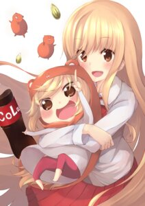 Rating: Safe Score: 54 Tags: doma_umaru himouto!_umaru-chan wachiroku_(masakiegawa86) User: blooregardo