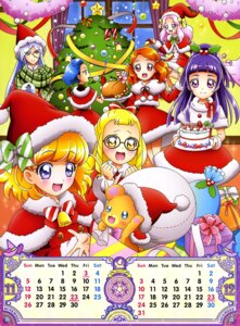 Rating: Safe Score: 8 Tags: asahina_mirai calendar christmas dress emily_(precure) haa-chan_(precure) headmaster izayoi_riko jun_(precure) kei_(precure) mahou_girls_precure! megane mofurun_(precure) pretty_cure User: drop
