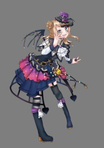 Rating: Safe Score: 6 Tags: gothic_lolita halloween heels lolita_fashion stockings tagme tail thighhighs transparent_png wings User: saemonnokami