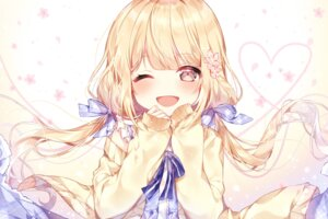 Rating: Safe Score: 59 Tags: futaba_anzu sweater taya_5323203 the_idolm@ster the_idolm@ster_cinderella_girls User: Mr_GT