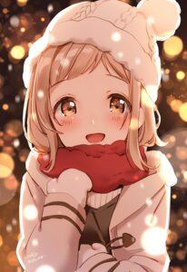 Rating: Safe Score: 43 Tags: christmas sakuragi_mano shiratama_akane sweater the_idolm@ster the_idolm@ster_shiny_colors User: Spidey
