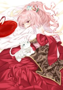 Rating: Safe Score: 12 Tags: detchi_oyabun japanese_clothes kimono neko User: charunetra