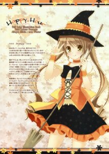 Rating: Safe Score: 26 Tags: allegro_mistic screening takano_yuki witch User: fairyren