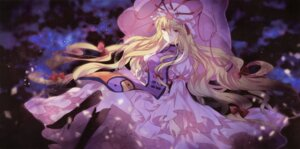 Rating: Safe Score: 35 Tags: domotolain dress heels jpeg_artifacts touhou umbrella yakumo_yukari User: RICO740