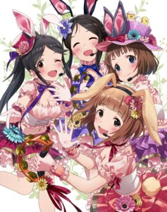 Rating: Safe Score: 2 Tags: sonsoso tagme the_idolm@ster the_idolm@ster_cinderella_girls User: saemonnokami