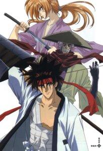 Rating: Safe Score: 3 Tags: himura_kenshin male rurouni_kenshin sagara_sanosuke udou_jinei User: Feito