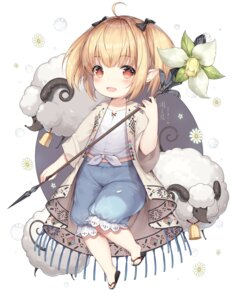 Rating: Safe Score: 9 Tags: ayuanlv final_fantasy final_fantasy_xiv lalafell pointy_ears weapon User: Mr_GT