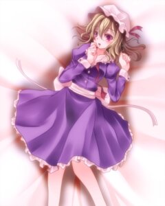 Rating: Safe Score: 15 Tags: maribel_han s-syogo touhou User: SciFi