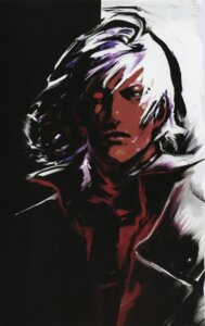 Rating: Questionable Score: 5 Tags: dante devil_may_cry male tsuchibayashi_makoto User: soryuurengazan