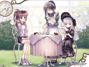 Rating: Safe Score: 9 Tags: die_nachtjäger dress gothic_lolita kazumi lolita_fashion maid plastic_moon User: Radioactive