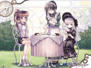 Rating: Safe Score: 8 Tags: die_nachtjäger dress gothic_lolita kazumi lolita_fashion maid plastic_moon User: Radioactive
